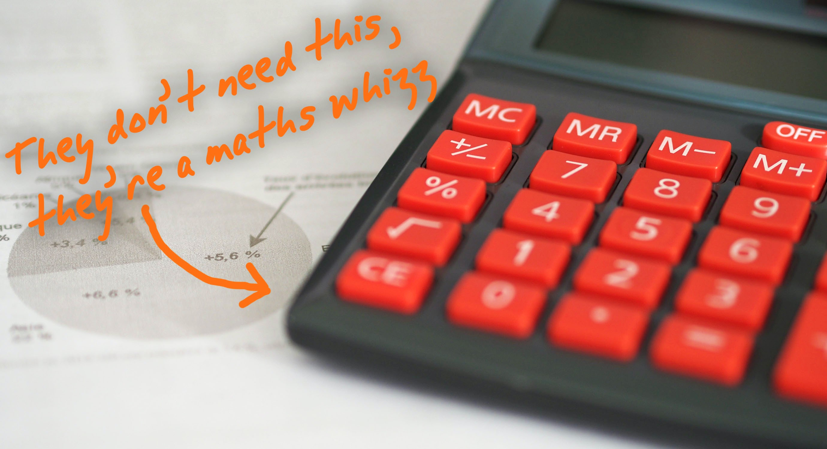 A Bookkeeper is Organised, Trustworthy & Great at Maths