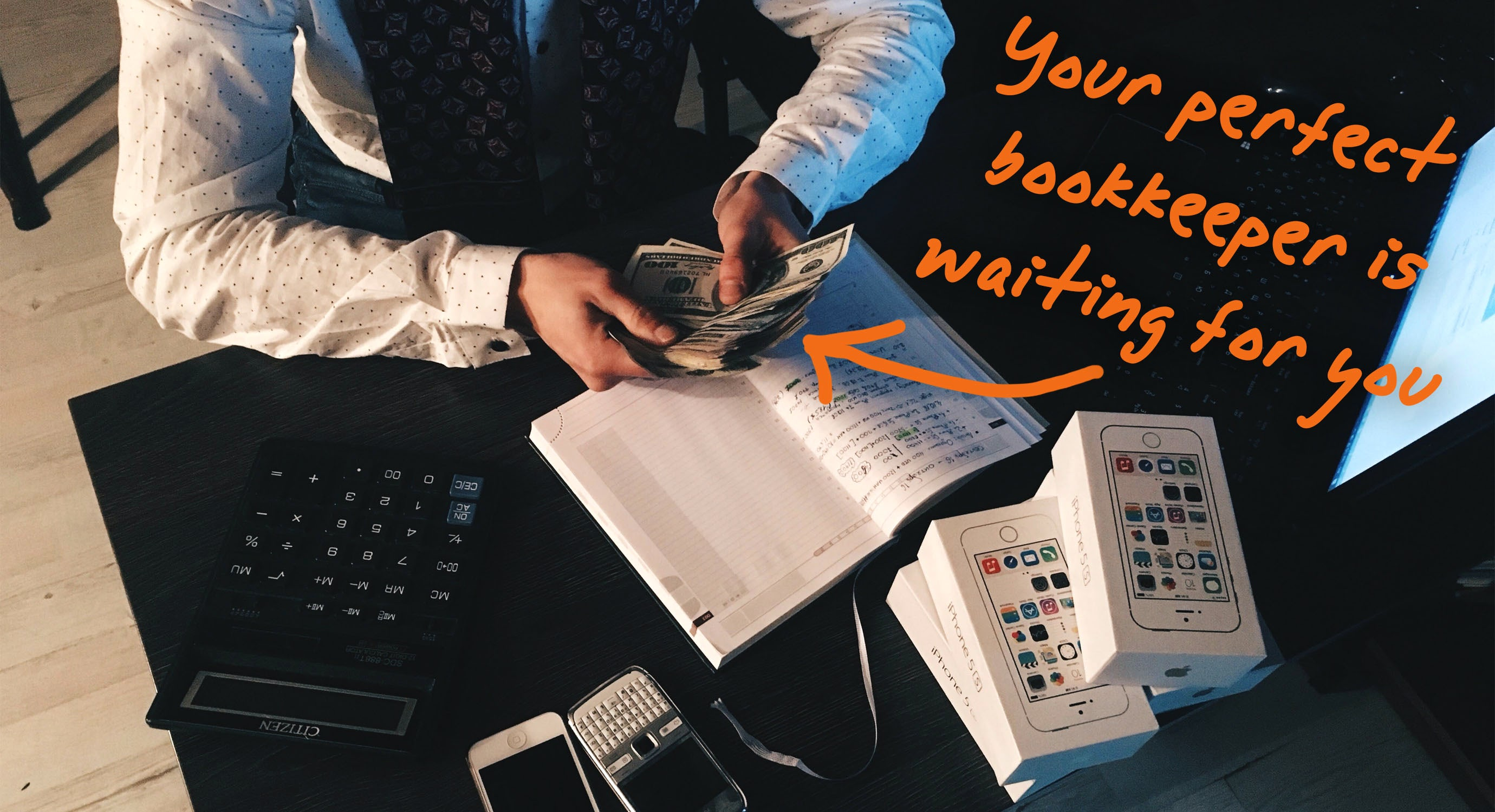Part Time Bookkeeper - Get More Done in 2020