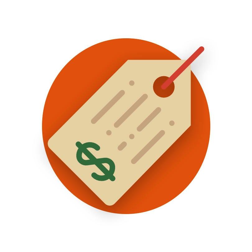 How does a VA decide their price?